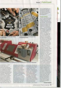 article PMF Toque Magazine